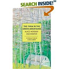 ISBN:1681370743 The Farm in the Green Mountains (NYRB Classics) by Alice    Herdan-Zuckmayer and Ida    H. Washington