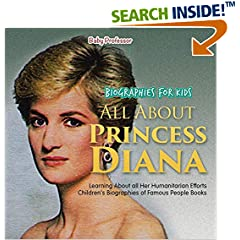 ISBN:1683680456 Biographies for Kids - All about Princess Diana by Baby 