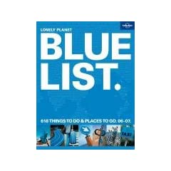 The Lonely Planet Bluelist (Lonely Planet General Reference)