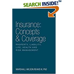 ISBN:1770978836 Insurance by Marshall 