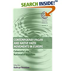 ISBN:1782386467 Contemporary Pagan and Native Faith Movements in Europe by Kathryn    Rountree
