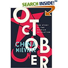 ISBN:1784782777 October by China    Miéville