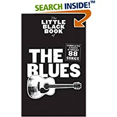 ISBN:1849388644 Little Black Songbook of the Blues by Hal    Leonard Corp.