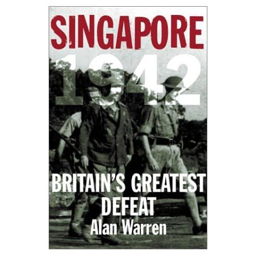 singapore  1942  britains