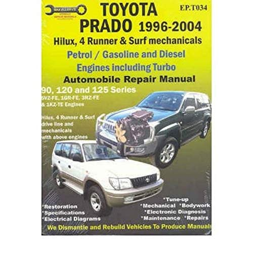 1876720034.01._SS500_SCLZZZZZZZ_V62227057_ toyota prado 1998 repair manual 100 images toyota land cruiser toyota prado 120 wiring diagram pdf at reclaimingppi.co