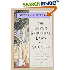ISBN:1878424114 The Seven Spiritual Laws of Success by Deepak 