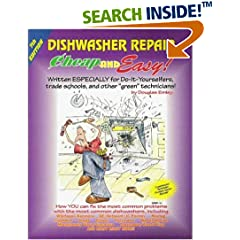 ISBN:1890386197 Dishwasher Repair by Douglas 