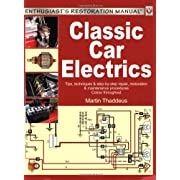 Classic Car Electrics: Enthusiasts Restoration Manual