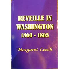 Cover of 2001 reprint of 'Reveille in Washington'