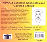 HIPAA 2 Business Associates and Covered Entities