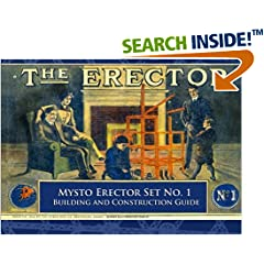 ISBN:1935700480 Mysto Erector Set No. 1 Building and Construction Guide by Mysto    Manufacturing Company