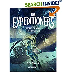 ISBN:1940450209 The Expeditioners and the Secret of King Triton's Lair by S. 