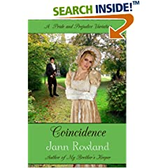 ISBN:198792956X Coincidence by Jann    Rowland