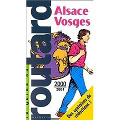Alsace, Vosges 2000-2001