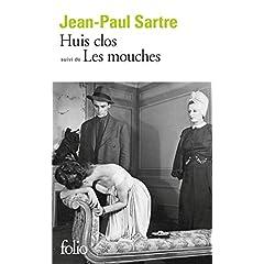 """Huis clos, suivi de """"Les Mouches"""""""