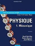 Physique - Mécanique, tome 1