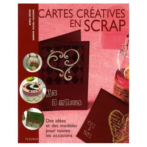 Cartes créatives en scrap (Broché)