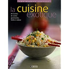La cuisine exotique