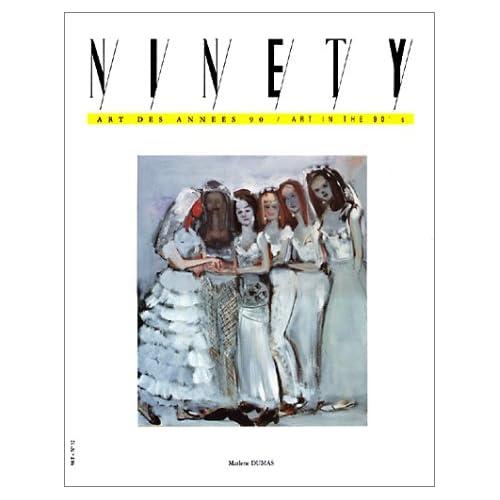Ninety, Art des années 90 - Art in the 90