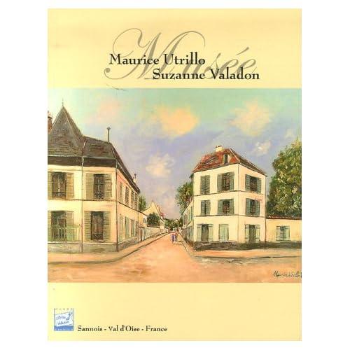 Maurice Utrillo - Suzanne Valadon : Catalogue du Musée