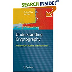 ISBN:3642041000 Understanding Cryptography by Christof 