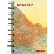 Monet 2007 Pocket Calendar