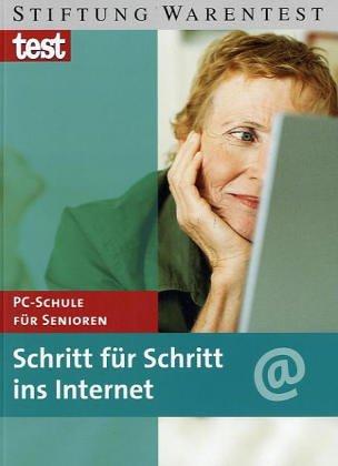 PC-Schule für Senioren: Schritt für Schritt ins Internet.