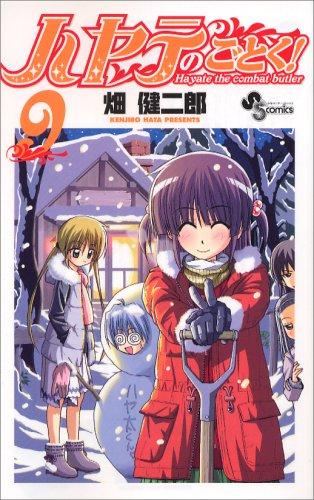 ハヤテのごとく! 9 (9)
