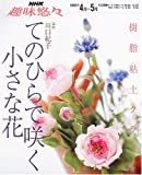てのひらで咲く小さな花—樹脂粘土クラフト