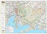 スクリーンマップ 分県地図 愛知県 (ポスター地図 | マップル)