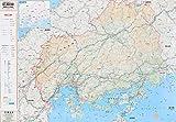 スクリーンマップ 分県地図 広島県 (ポスター地図 | マップル)