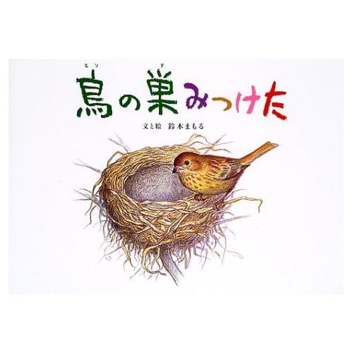 鳥の巣みつけた