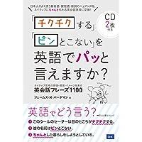 CD付 「チクチクする」「ピンとこない」を英語でパッと言えますか?ネイティブ思考の感情・感覚・イメージを表す英会話フレーズ1100