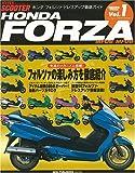 HONDA FORZA―MF06/MF08
