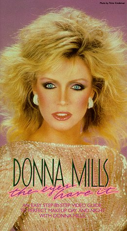 Donna Mills: Eyes Have It