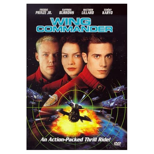 Wing Commander DVDRip XViD iD preview 0