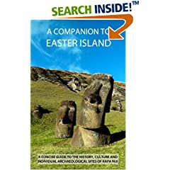 ISBN:9563326415 A Companion To Easter Island (Guide To Rapa Nui) by James    Grant Peterkin