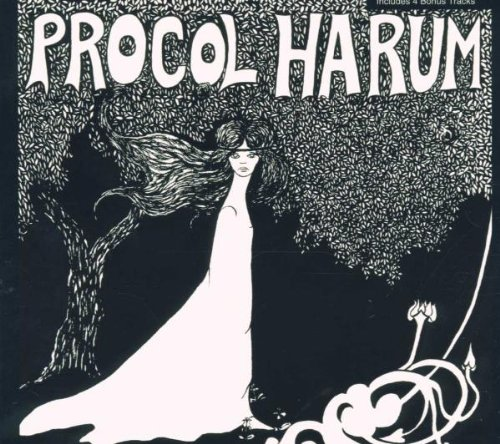 Procol Harum - A Whiter Shade of Pale - Germany - Zortam Music