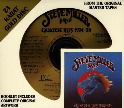 Steve Miller Band - Greatest Hits 1974_78 - Zortam Music