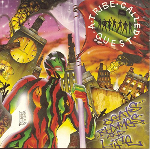 Tribe Called Quest, A - Beats, Rhymes, and Life - Zortam Music