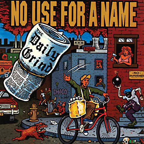 No Use For A Name - The Daily Grind - Zortam Music