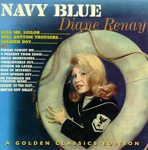 Diane Renay (Stereo) - Navy Blue (Import CD) - Zortam Music