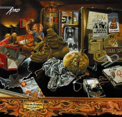 Frank Zappa - Over-Nite Sensation - Zortam Music