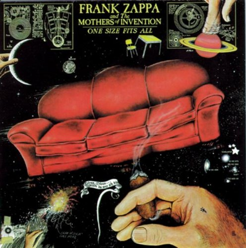 Frank Zappa - One Size Fits All - Zortam Music