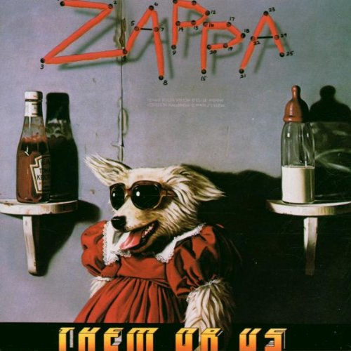 Frank Zappa - Them Or Us - Zortam Music
