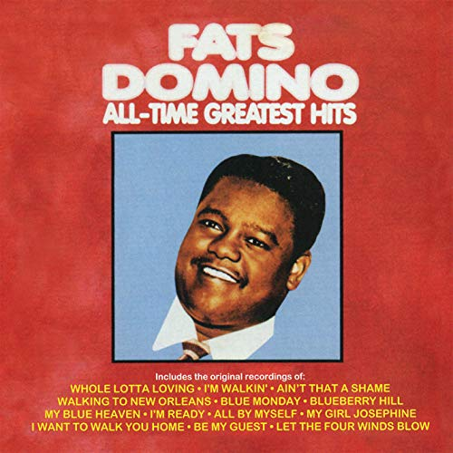 Fats Domino - Fats Domino - All-Time Greatest Hits - Zortam Music