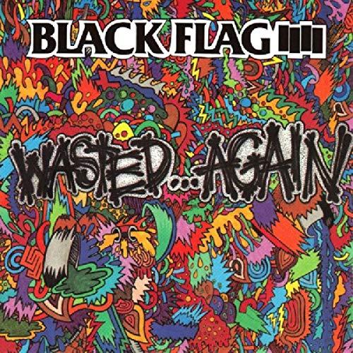 Black Flag - Wasted Again - Zortam Music
