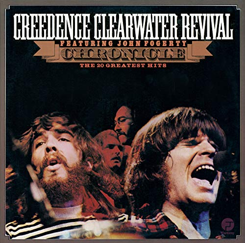 Creedence Clearwater Revival - All Time Greatest Hits (Disc 1 - Zortam Music