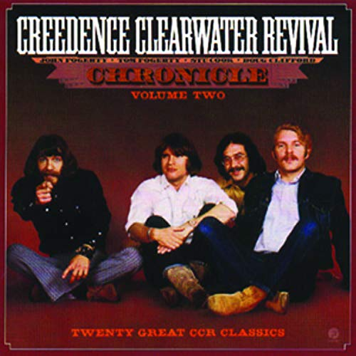 Creedence Clearwater Revival - Chronicle Vol. 2_ Twenty Great CCR Classics - Zortam Music