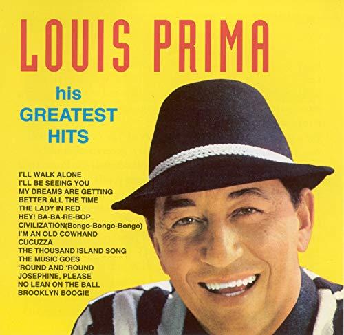 Louis Prima - Louis Prima - His Greatest Hits - Zortam Music